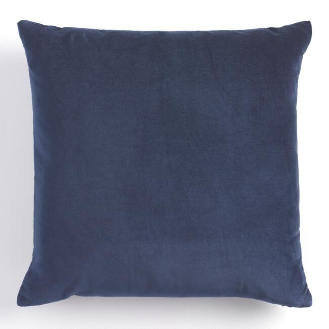 Navy Blue Pillow (3)