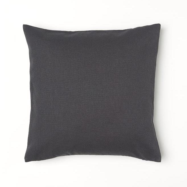 Black Linen Pillow (2)