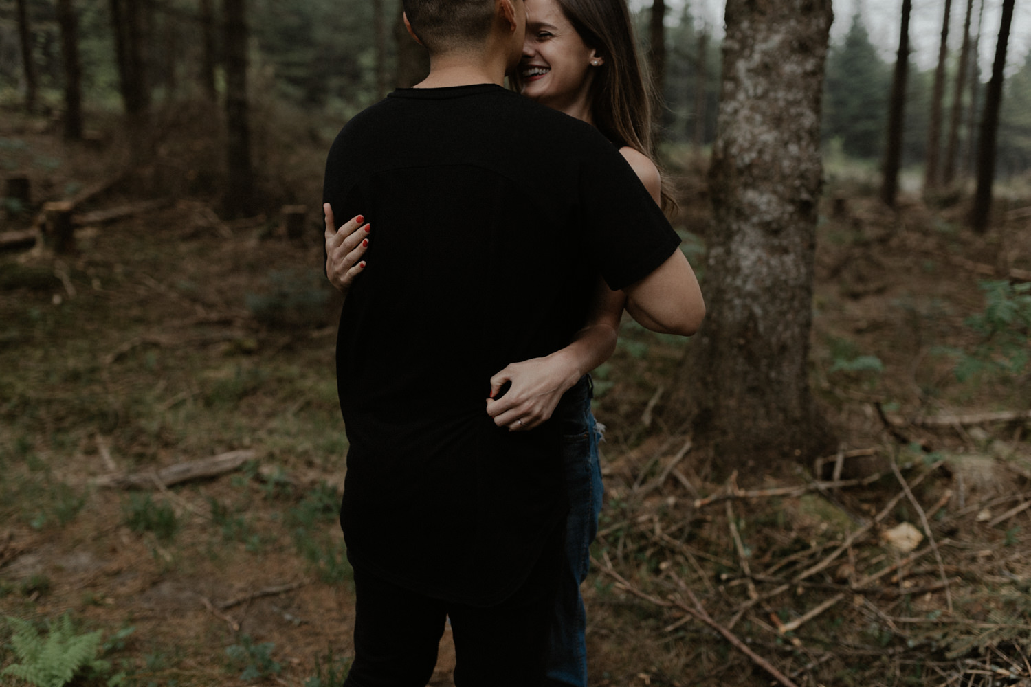 Ariane Marc-Antoine Engagement Iceland Wedding Mariage Quebec Nature Forest Foret Yanick Lesperance (1 of 73).jpg