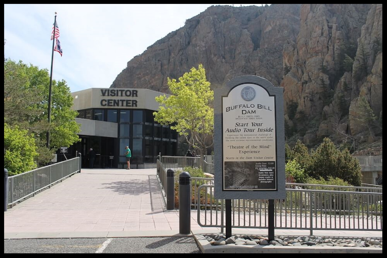 Buffalo Bill Dam & Visitor Center (Cody, WY)