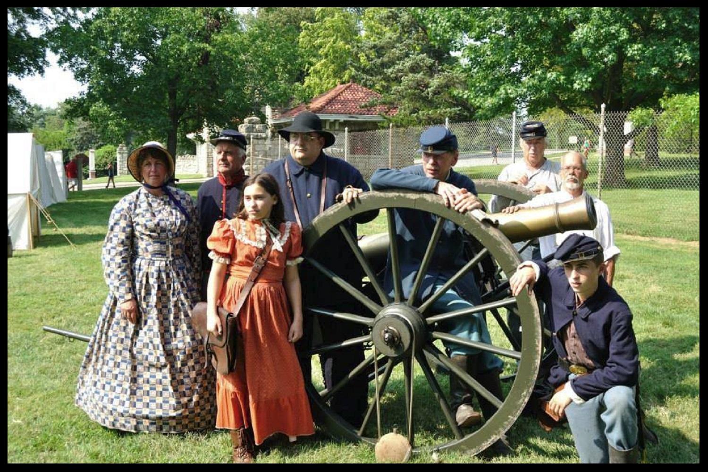 Buffalo Bill Days Festival (Leavenworth, KS)