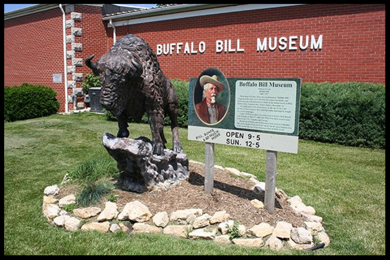Buffalo Bill Museum (LeClaire, IA)