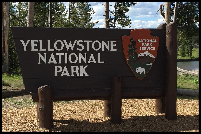 Buffalo Bill Cody's Yellowstone National Park (Wyoming)