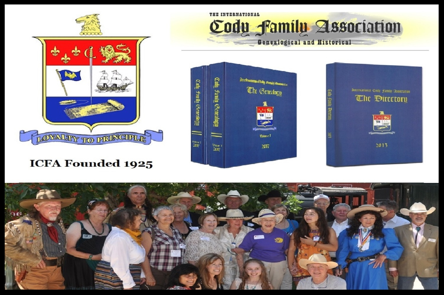 ICFA - International Cody Family Association