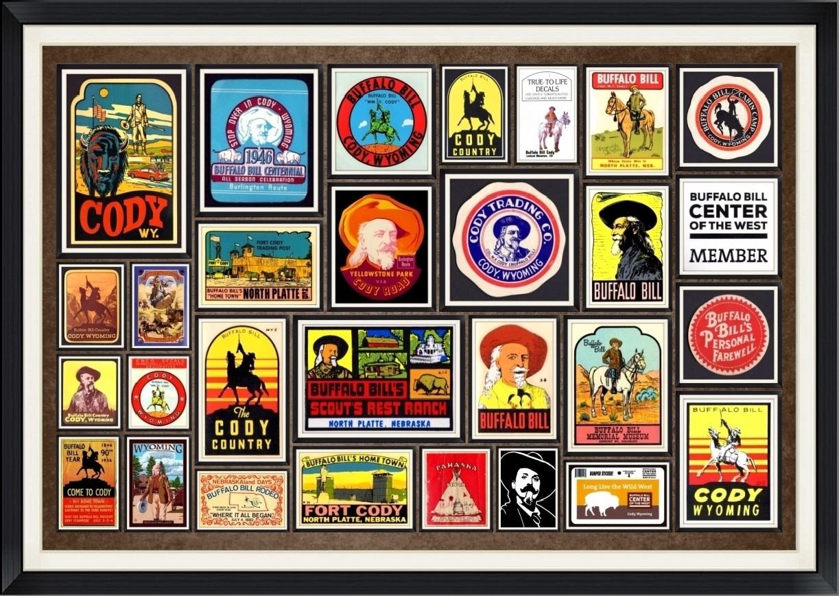 Travel Logo/Emblem Bumper Stickers & Decals