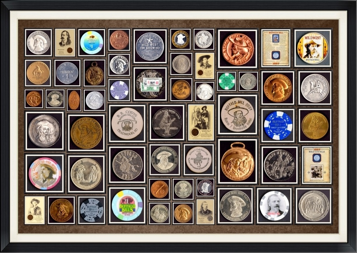 Coins, Medals, Medallions, Rounds, Chips & Tokens