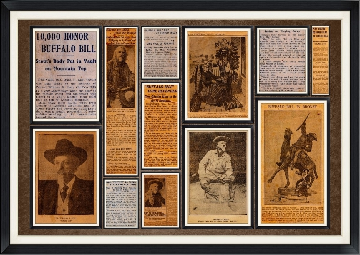 Newspaper/Magazine Articles & News Advertisement/Ad Clippings