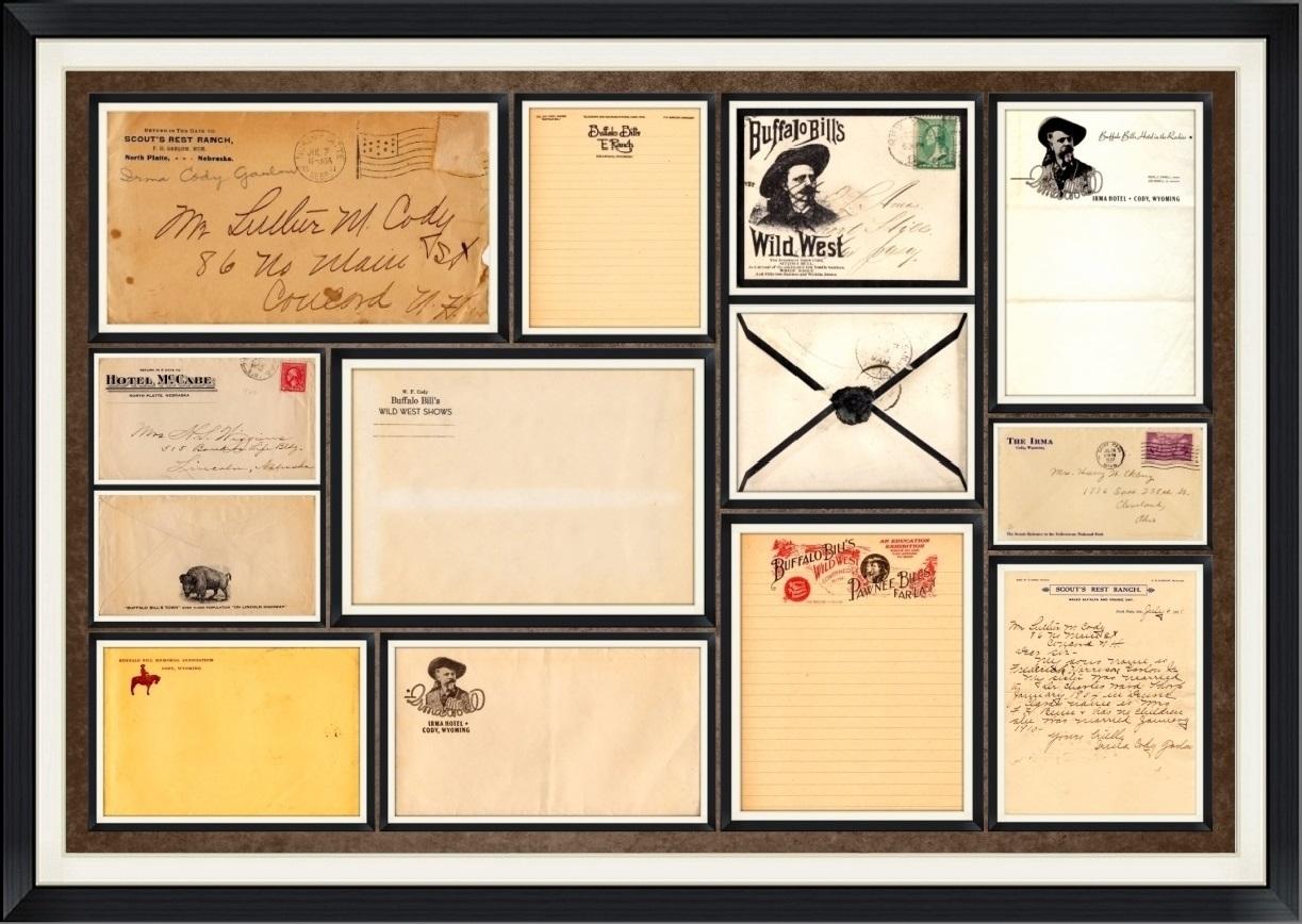 Historical Letterheads & Envelopes Correspondence