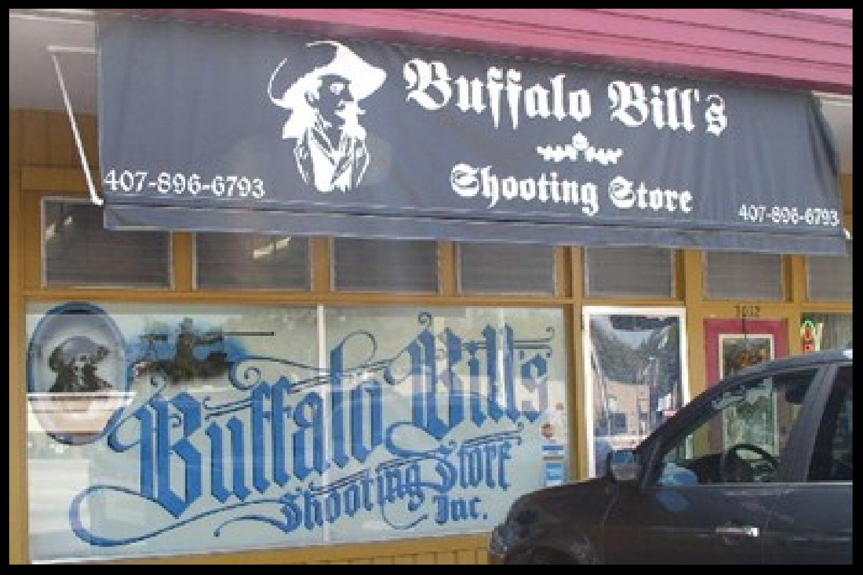 Buffalo Bill's Shooting Store (Orlando, FL)