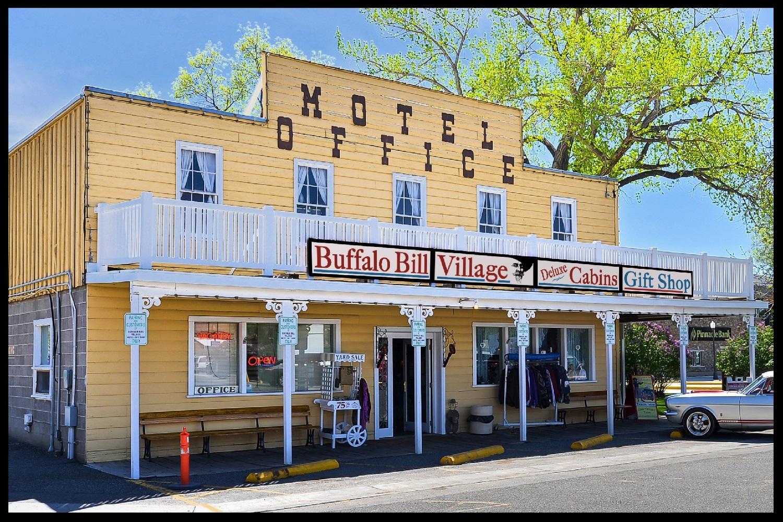 Buffalo Bill Village - Deluxe Cowboy Cabins (Cody, WY)