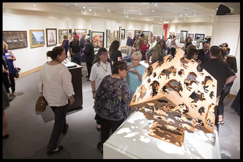 Buffalo Bill Art Show & Sale