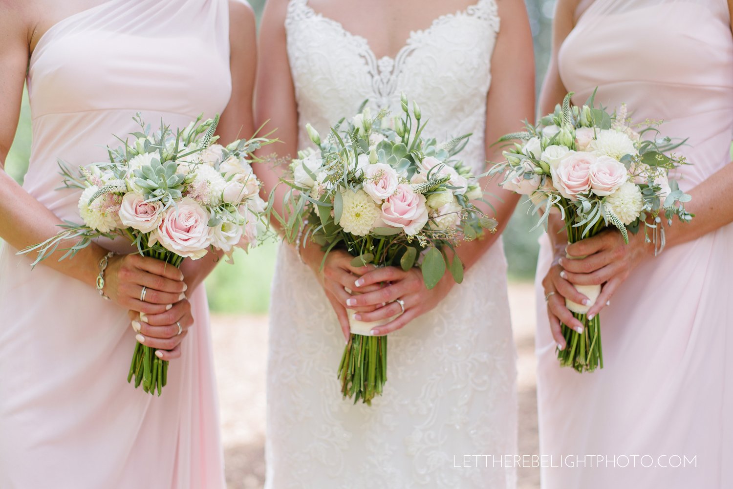 Pinebrook Golf Club Wedding Photographer, Let There Be Light Photography