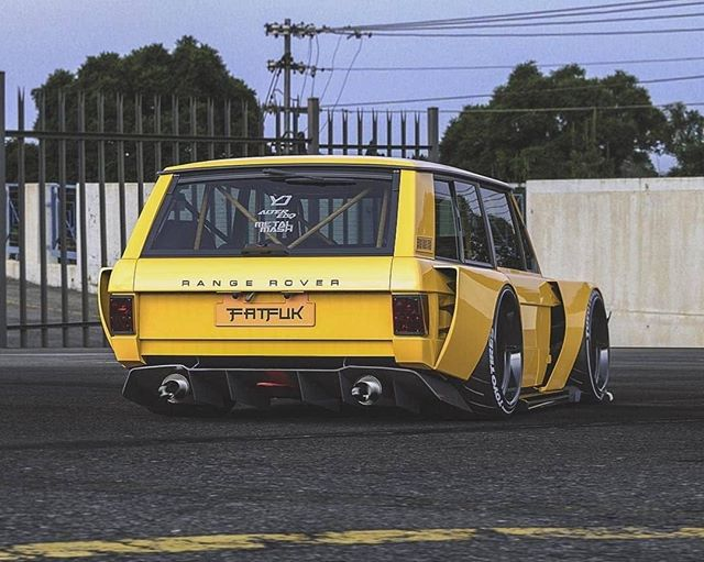 Have a peachy Monday 😎🍑 . . . . #RangeRover #LowRider #Sun #Vancouver #BritishColumbia #Canada #WestCoast #LandRover #Plan #Post #Communicate #Thrive #FyiTw #Yellow #Rims #Racer #Automotive #Marketing #Automobile #Monday #MondayVibes #Peachy #Peach #Plum #Love #Cars #Instagood #Adventure #Speed #Power