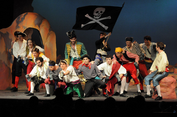 The Pirate King (photo by Brenda Sharp)