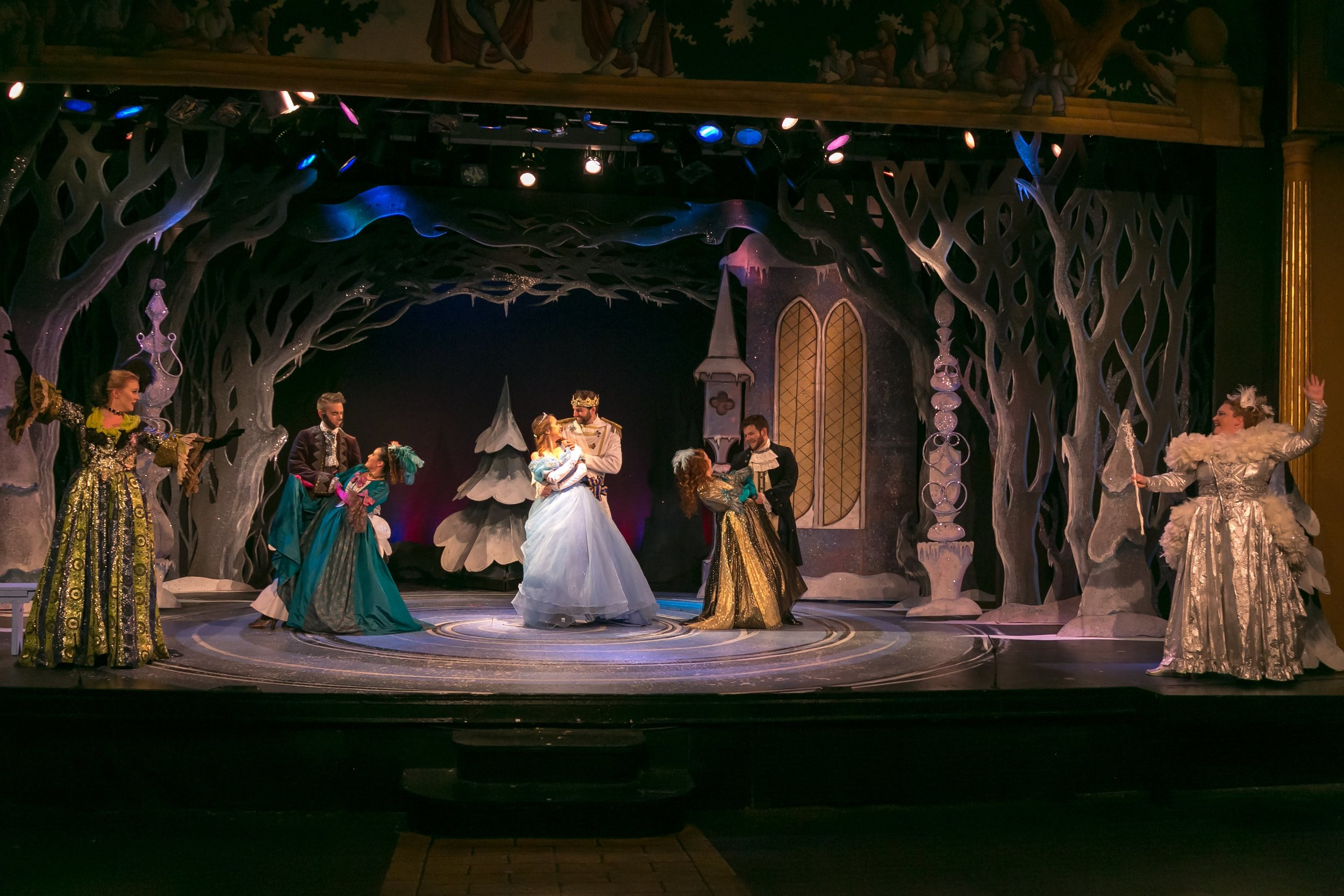 The Company of Cinderella: A Holiday Musical