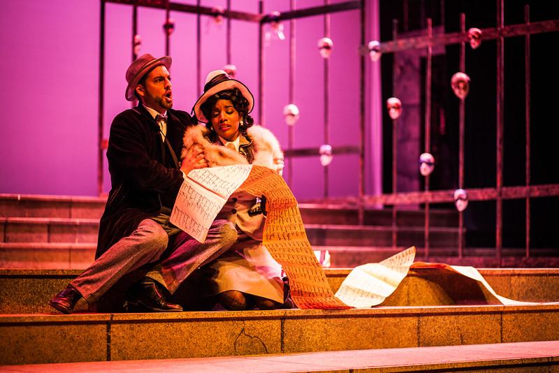 Leporello, with Ariana Douglas