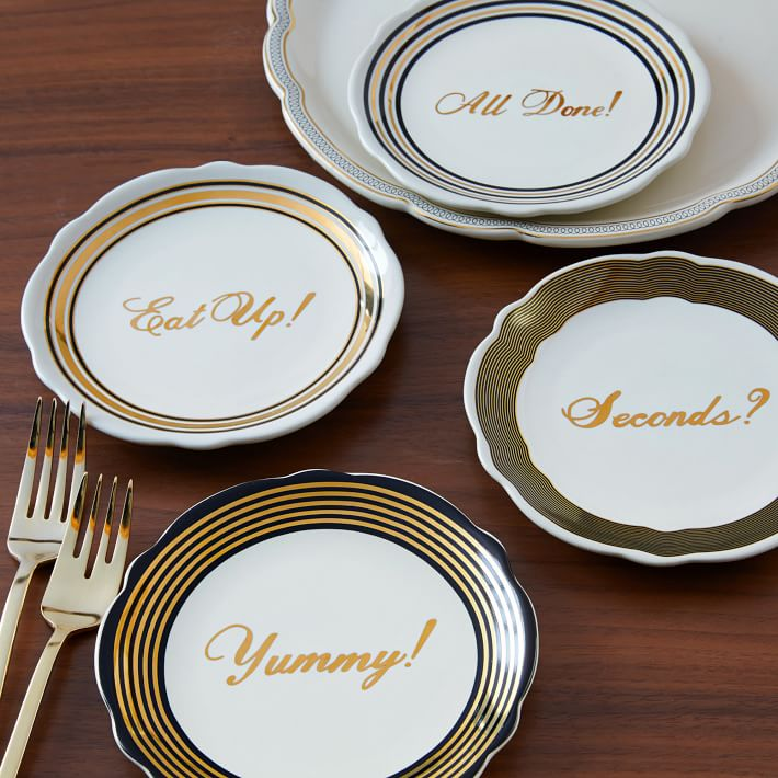 $8 Side Plates |  West Elm