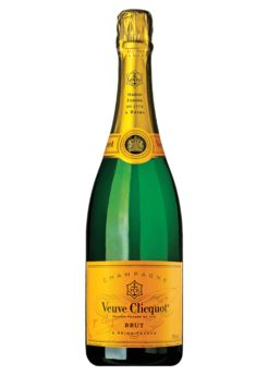 Veuve Clicquot | Champagne is a must. (When is it not?!) No but really, go all out and treat yourselves to some nice bubbly.