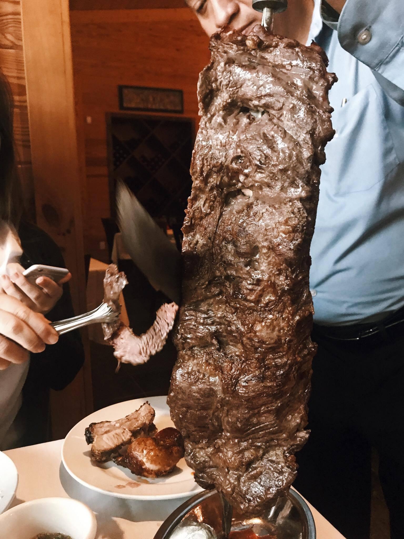 Best South American and Latin Food in Austin, Tx - Fumaca Gaucha Steakhouse by www.tresgigi.com