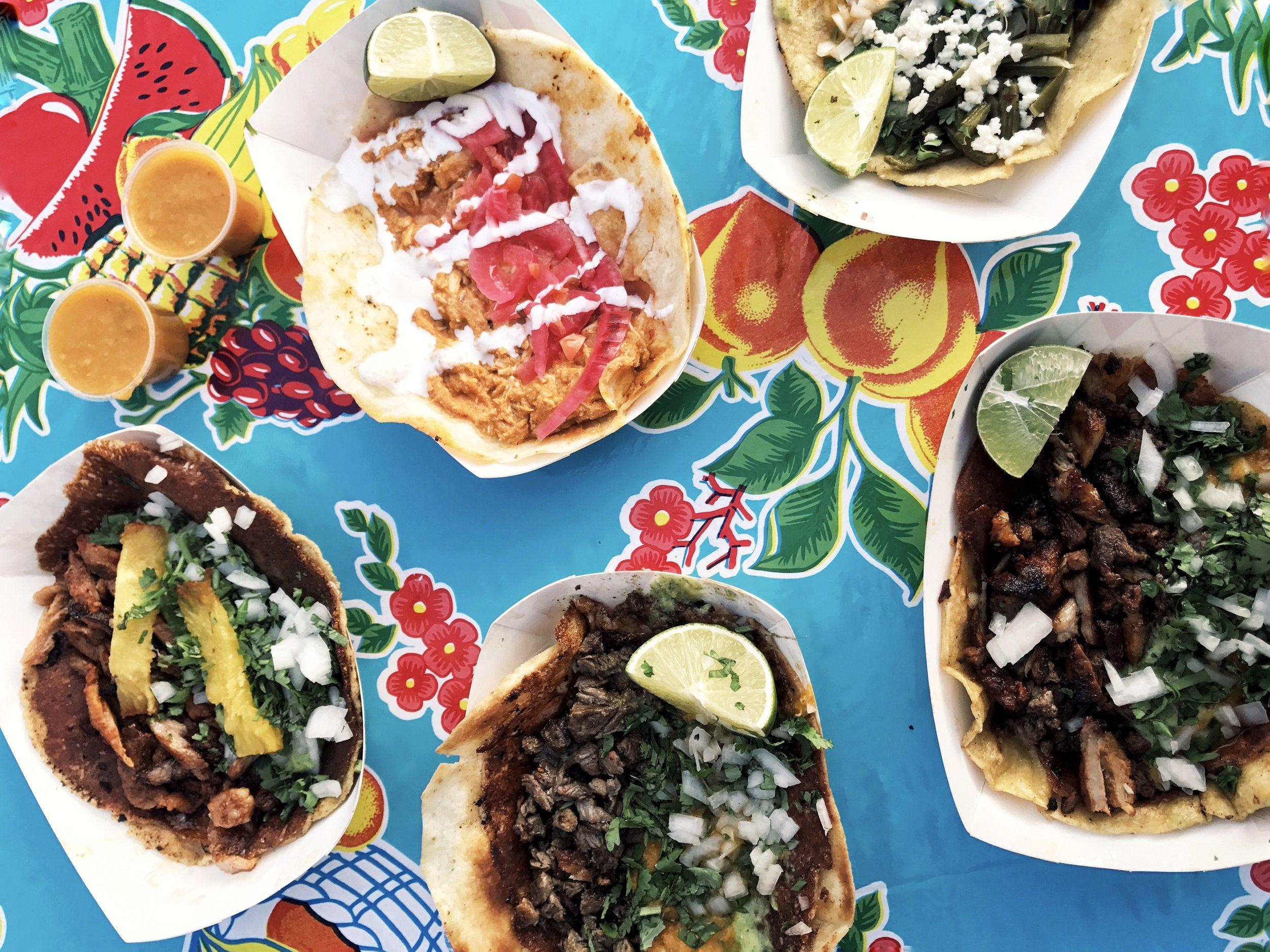 Best Tacos in Austin, Texas - Vaquero Taquero - www.tresgigi.com