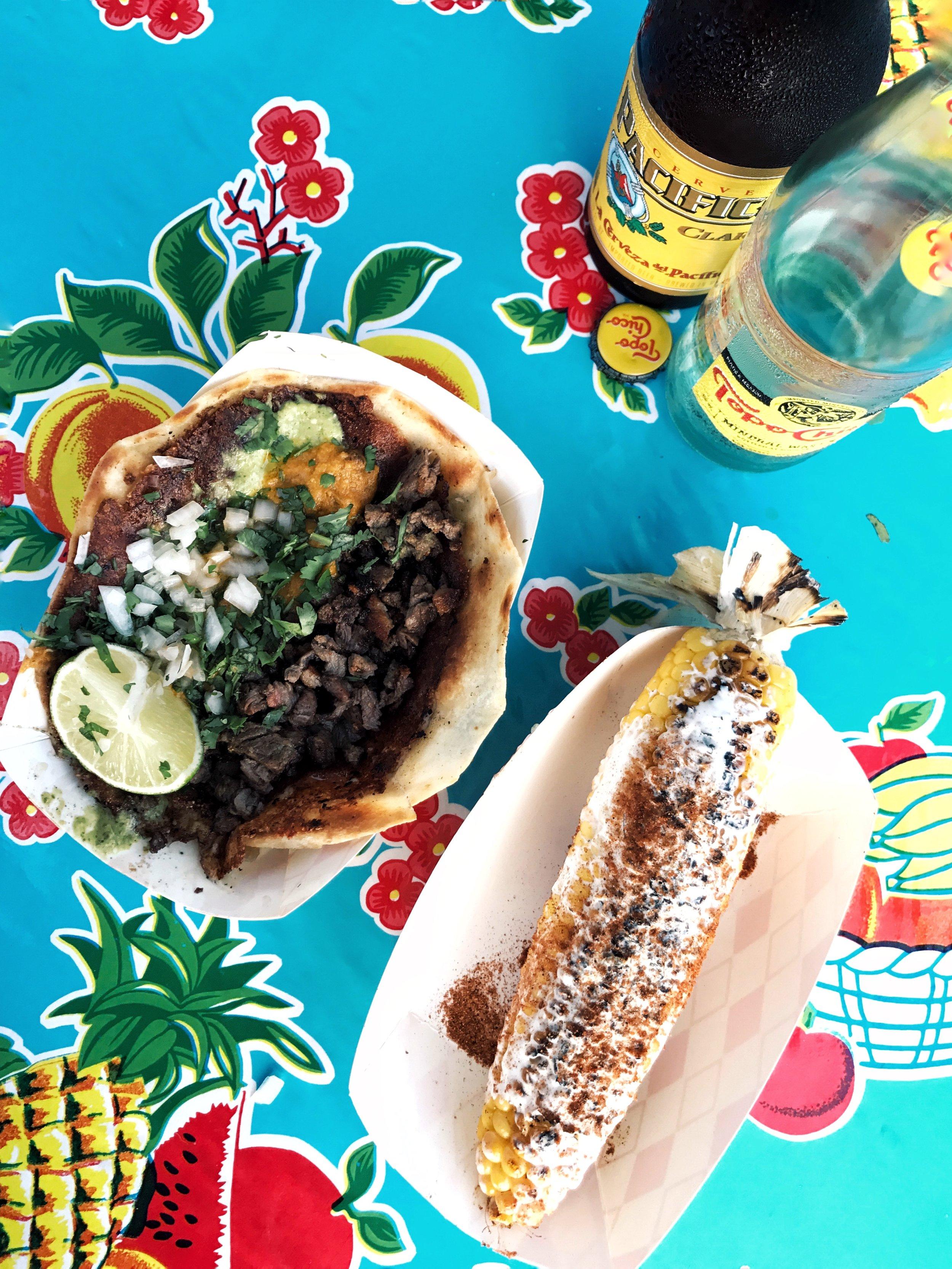 Best Street Tacos in Austin, Tx - Vaquero Taquero - www.tresgigi.com