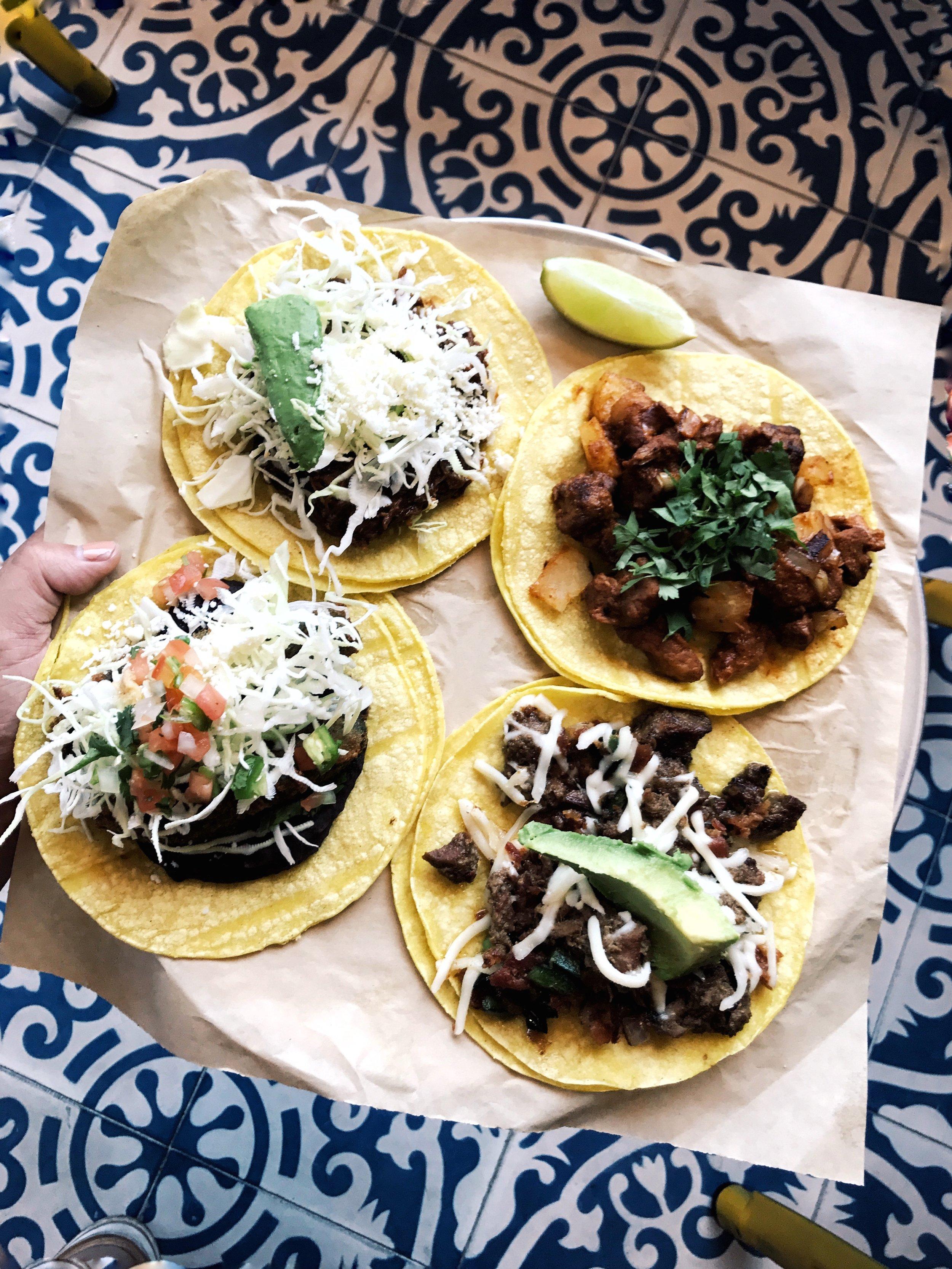 Best Taco Places in Austin, Texas - Papalote Taco House - www.tresgigi.com