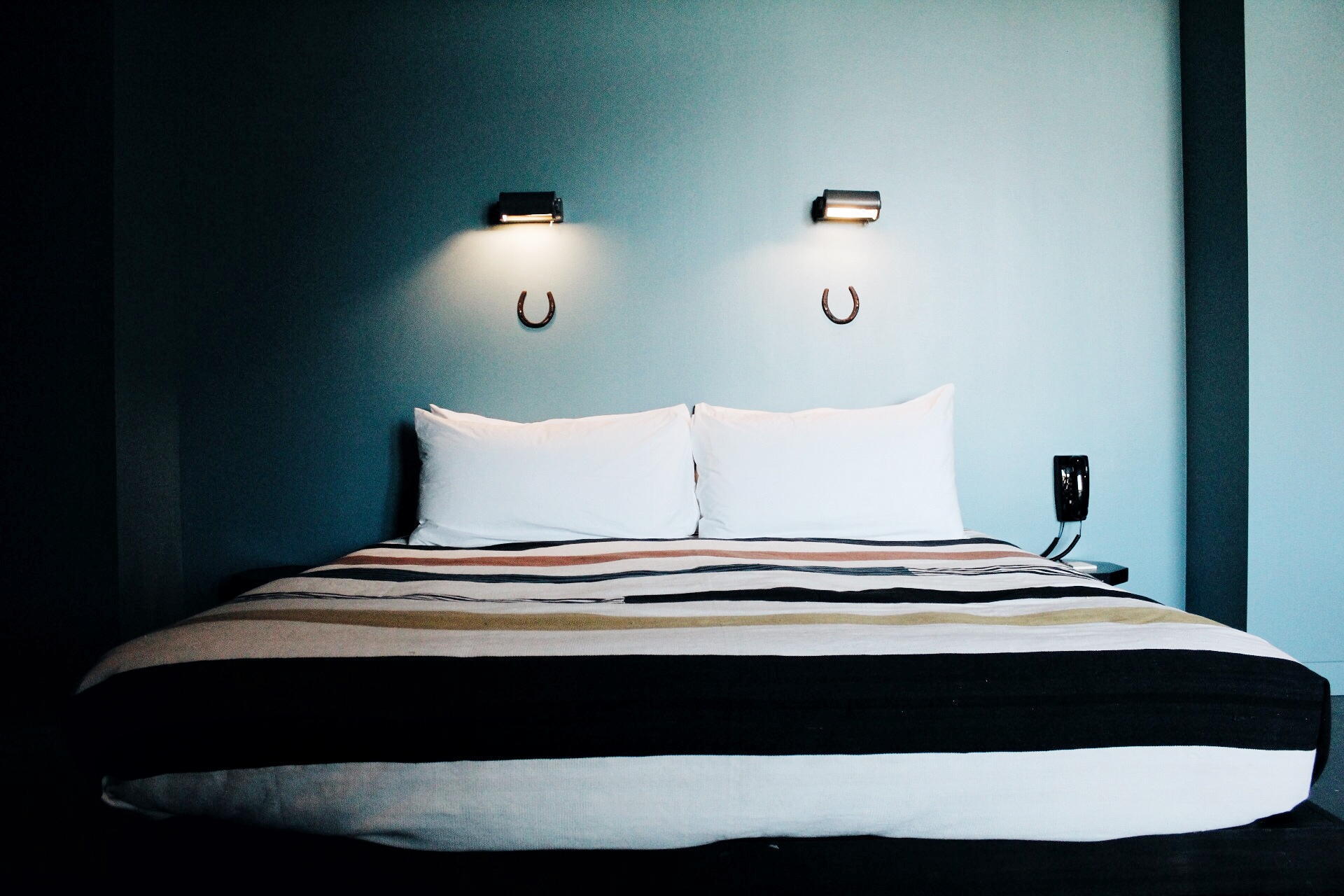 The Carpenter Hotel  in Austin, Texas by Três Gigi | The combination of minimalist, modern and Texan design that this hotel carries instantly puts it at the top of my list when it comes to favorite boutique hotels in ATX. The Carpenter Hotel is the epitome of modern Texan design.