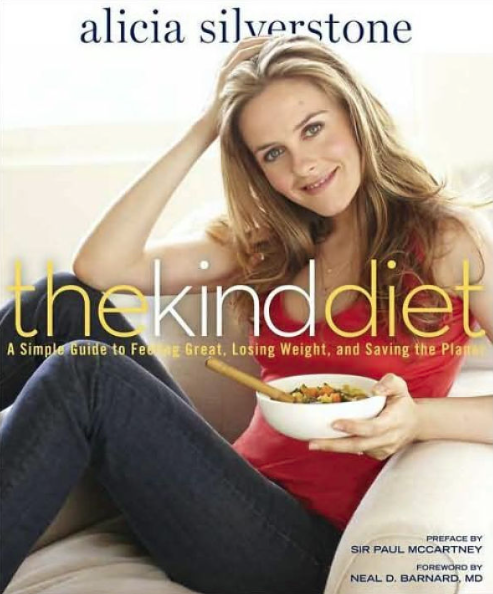 The Kind Diet - by Alicia SilverstoneMy favorite book on going vegan. This book, and Alicia's kind and understanding words changed my life. Read more about her book in our post on it here.