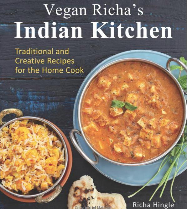 Vegan Richa's Indian Kitchen - by Richa Hingle