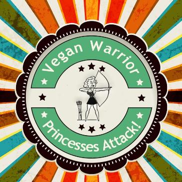 Vegan Warrior Princesses Attack -