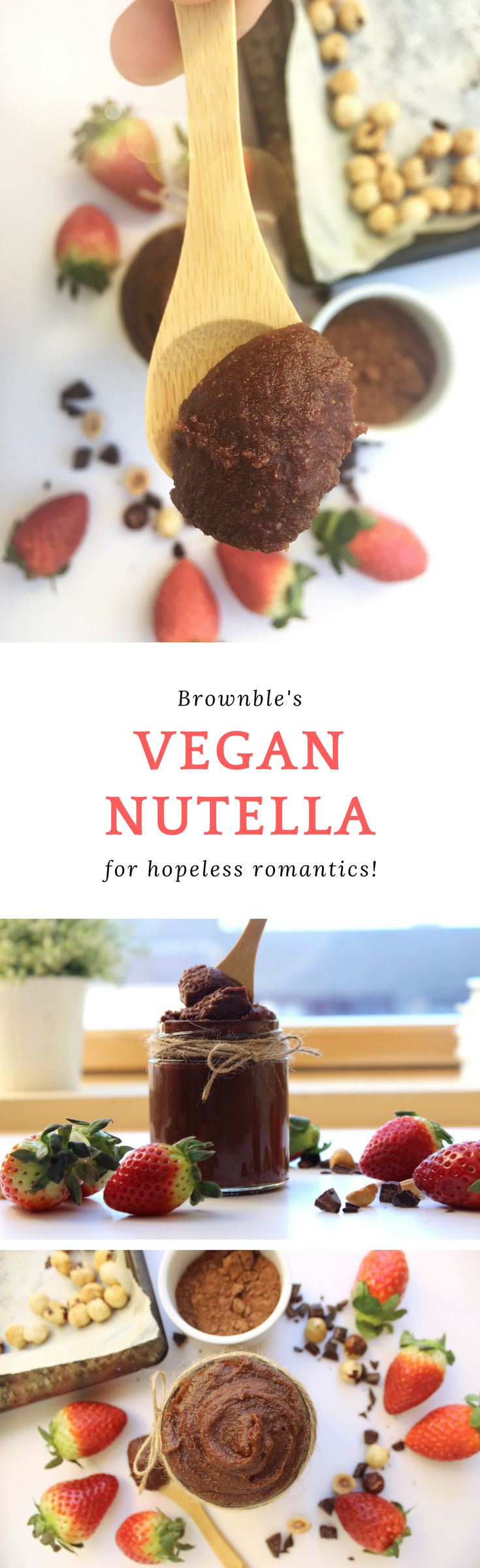 The best vegan nutella recipe! So creamy... You'll never guess what the secret ingredient is!
