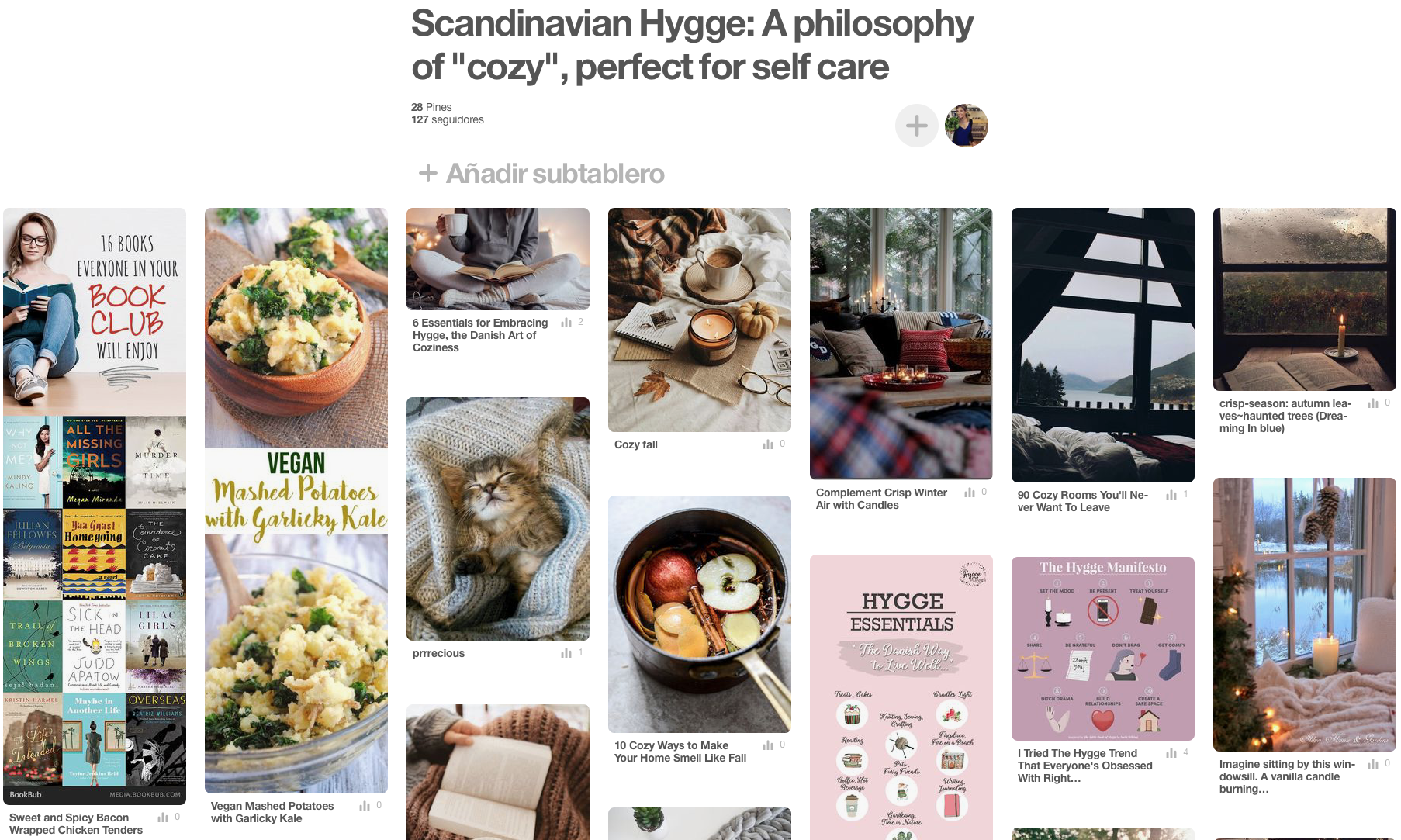 The ultimate Hygge guide, the Scandinavian philosophy of coziness ! A Hygge Pinterest board by Brownble