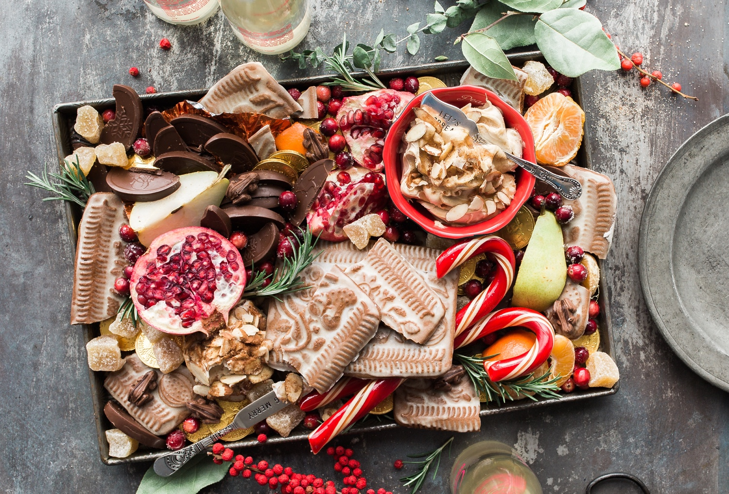 Navigating food, weight and body image issues, comments and diet talk around the holidays | Brownble