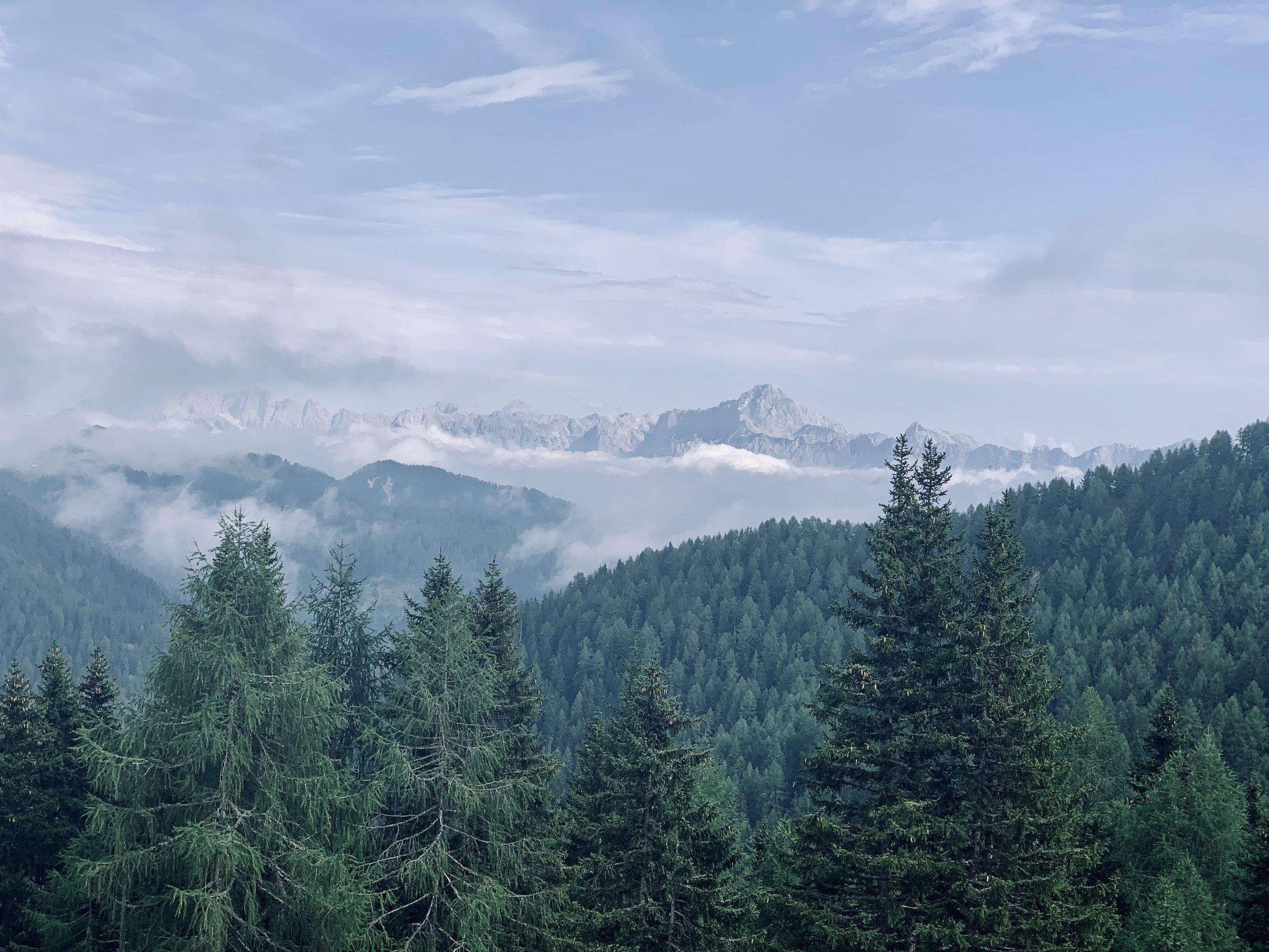 Summits in Slovenia