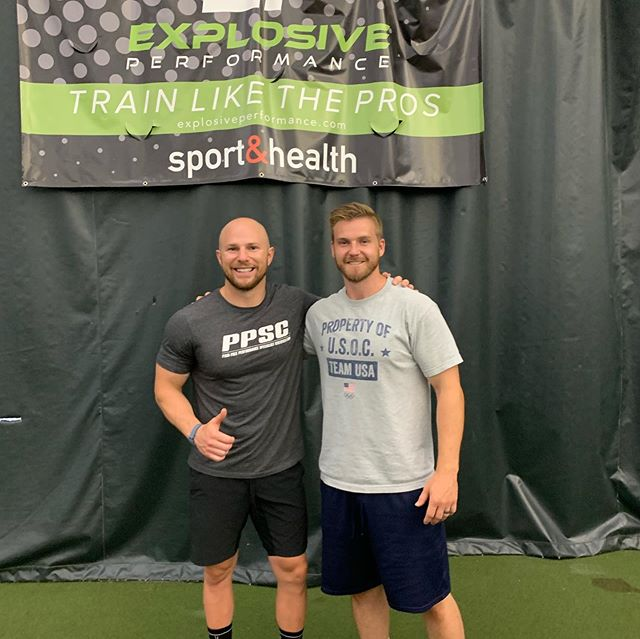Thank you @drjohnrusin for a great weekend. I am very excited to run with this new information and make all the @explosiveperformance clients better. #painfreeperformance #explosiveperformance #strengthandconditioning #coach #squat #hinge #lunge #push #pull #carry (and rotation*) 😂 💪🏻💪🏻💪🏻