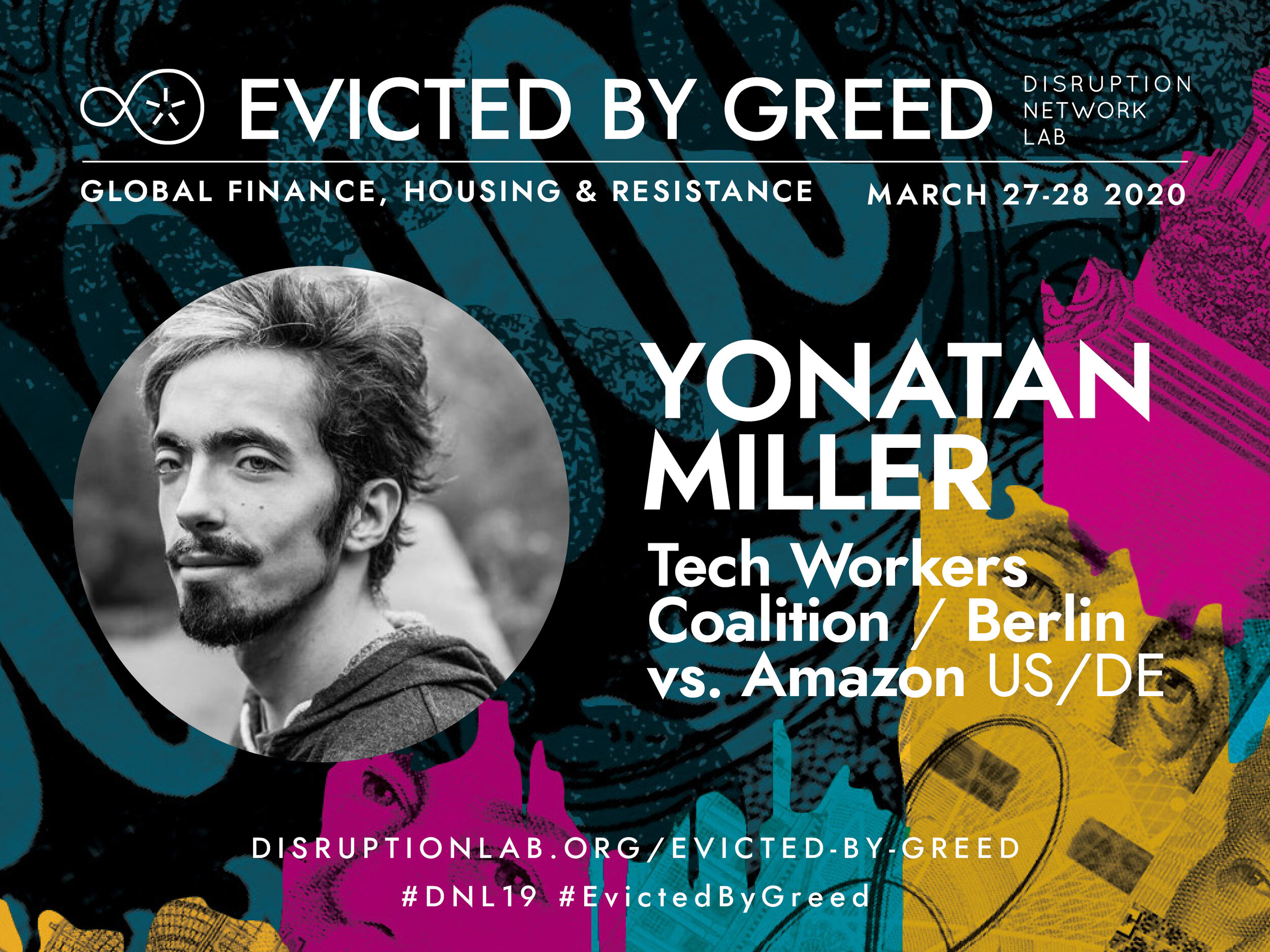Yonatan Miller, Tech Workers Coalition, Berlin Vs Amazon