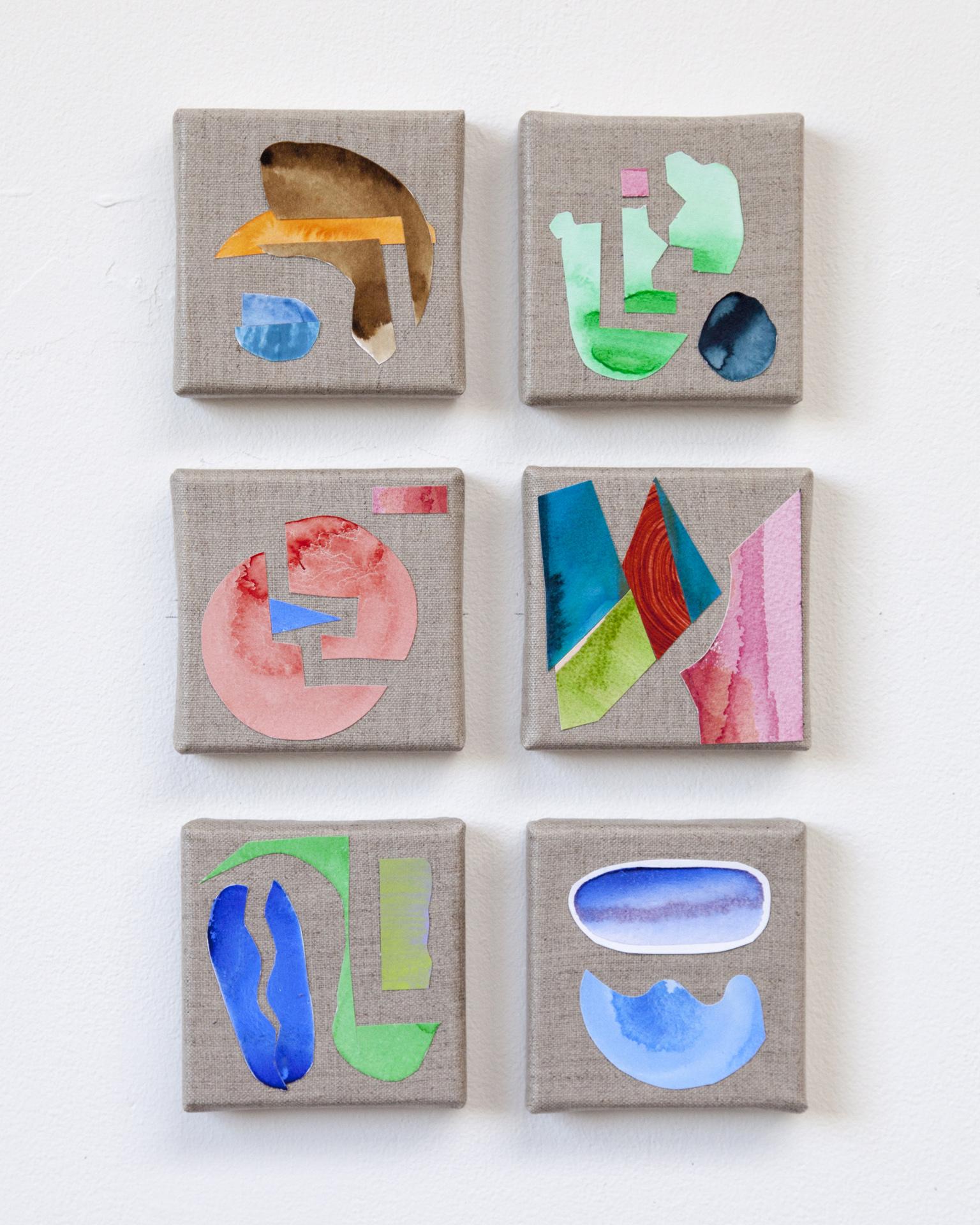 Six icons, 2017