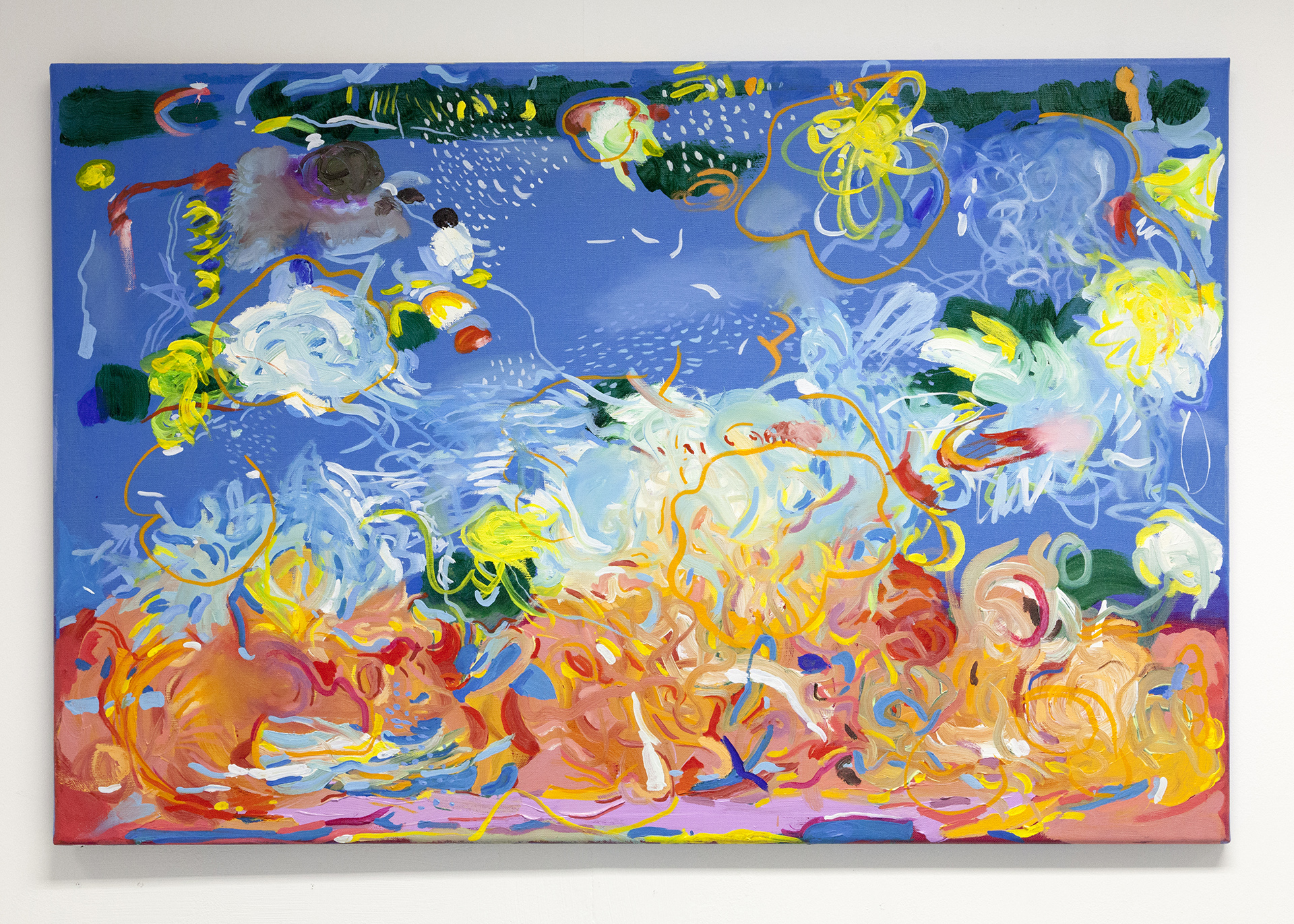 Labour I (after Petra Cortright), 2018