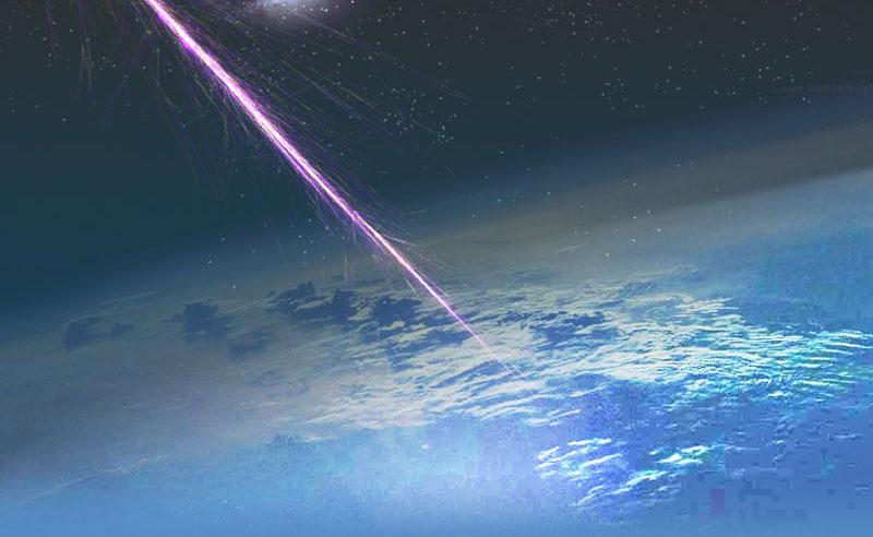 Image credit: Pierre Auger Observatory Team ,