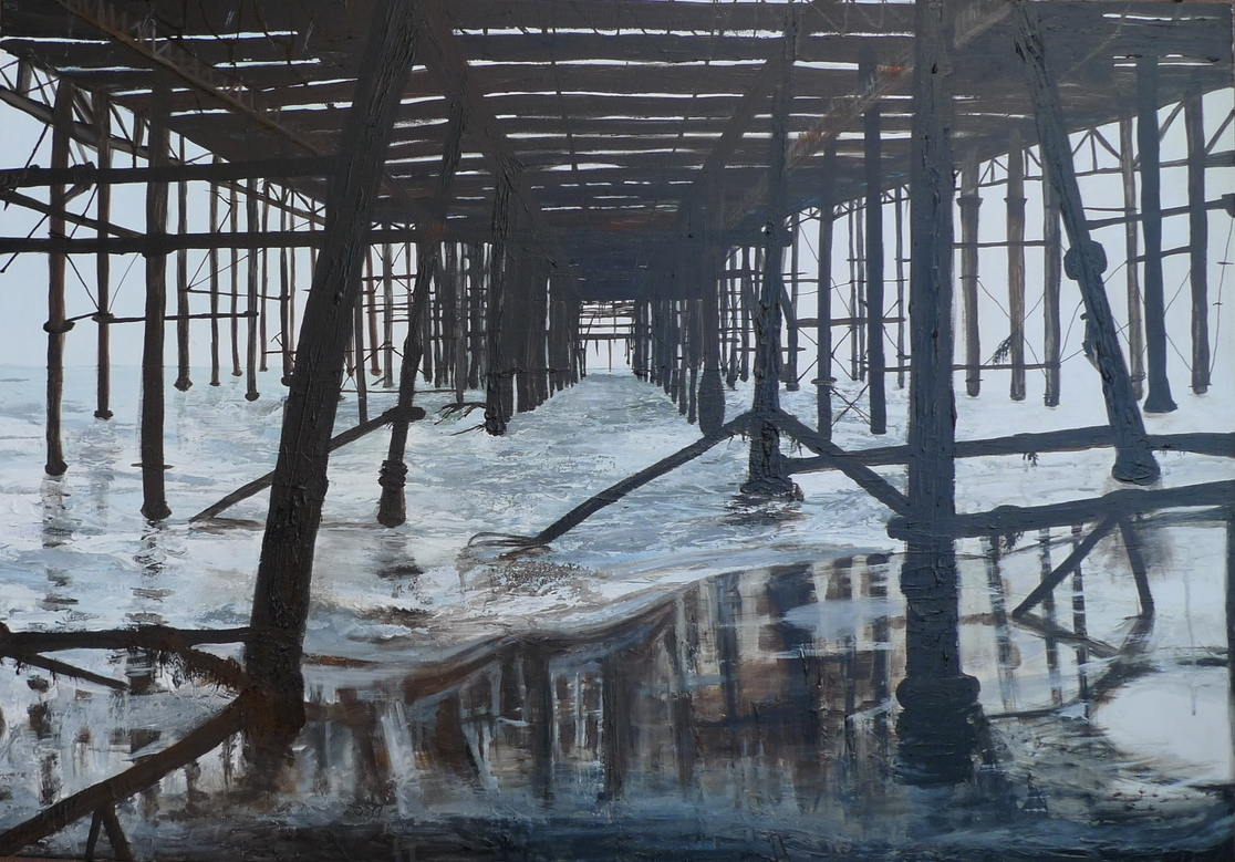 Homage to Under the Pier