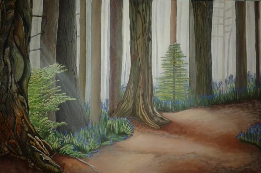 Elaine's Forest