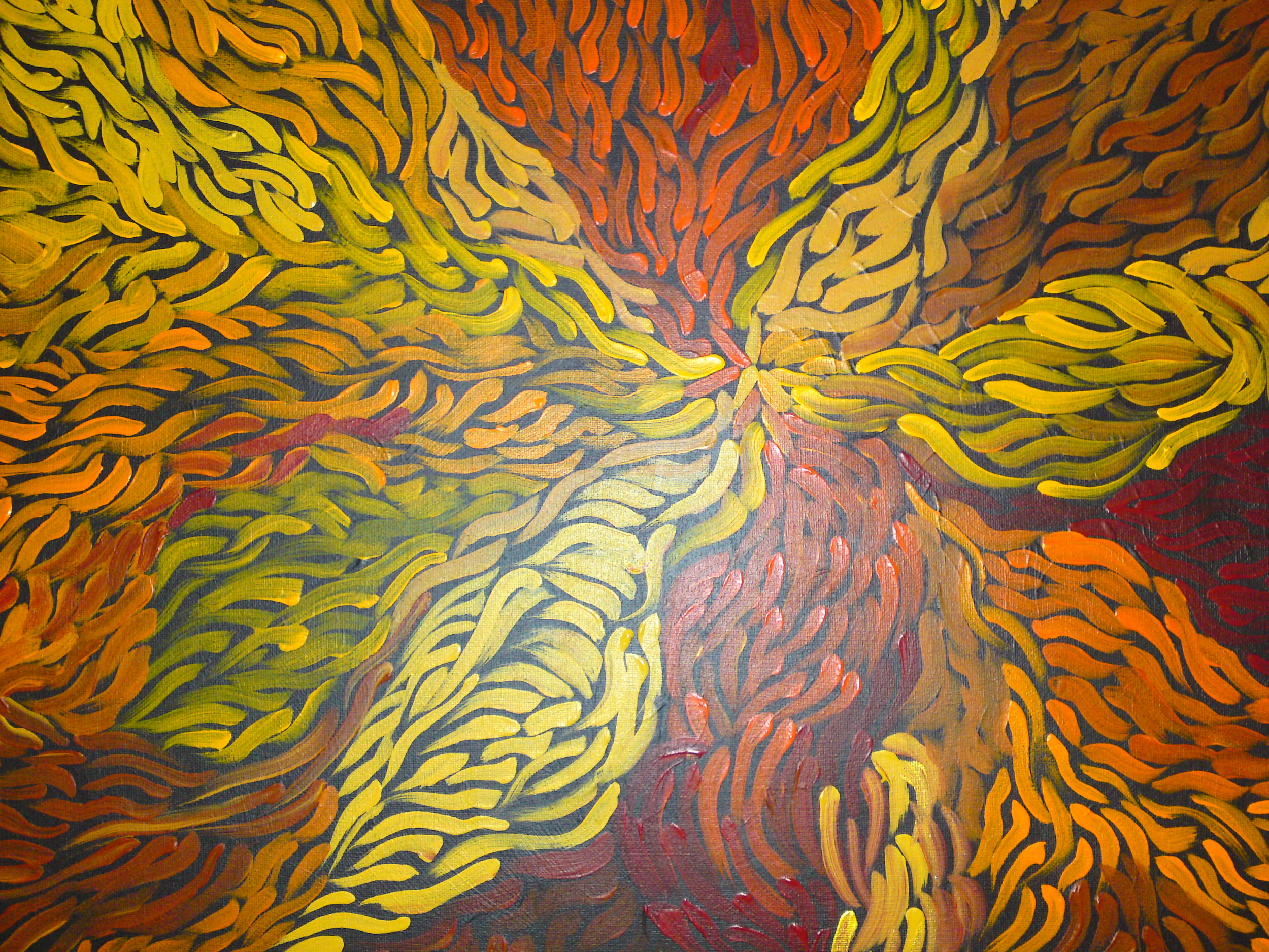 Homage to Aboriginal Art
