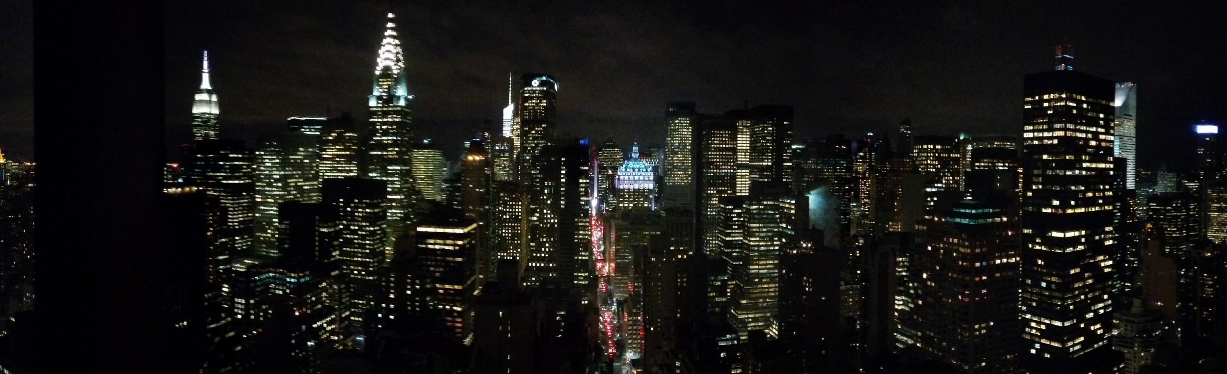 New York, New York: May 2009