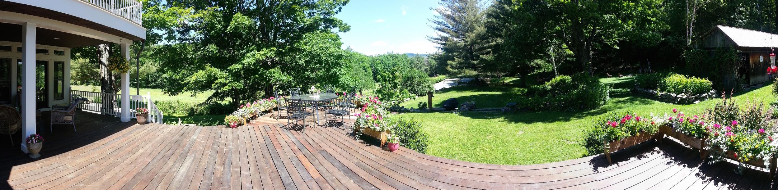Woodstock, Vermont: June 2014