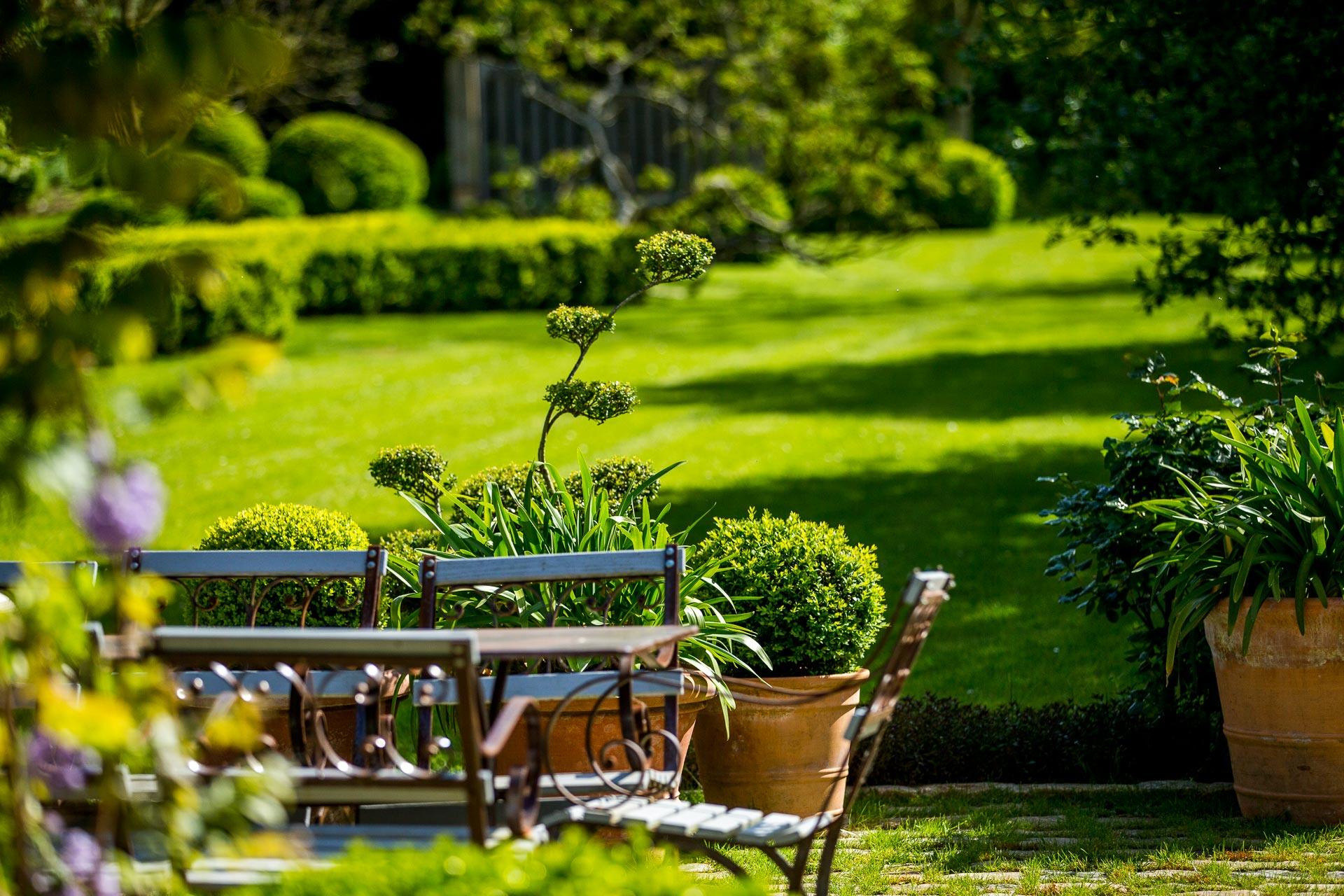 Parcs & Jardins du Domaine