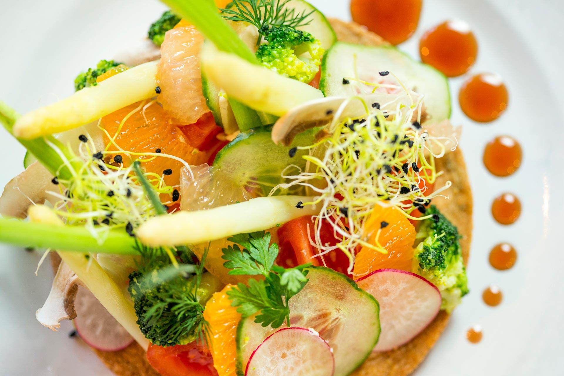 Les légumes normands revisités