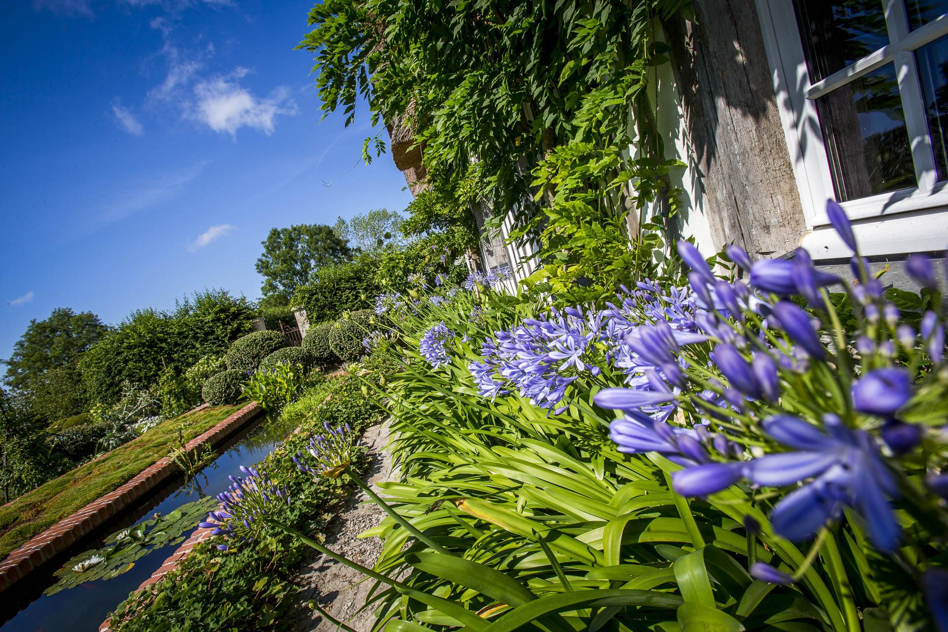 Les jardins du Domaine d'Ablon