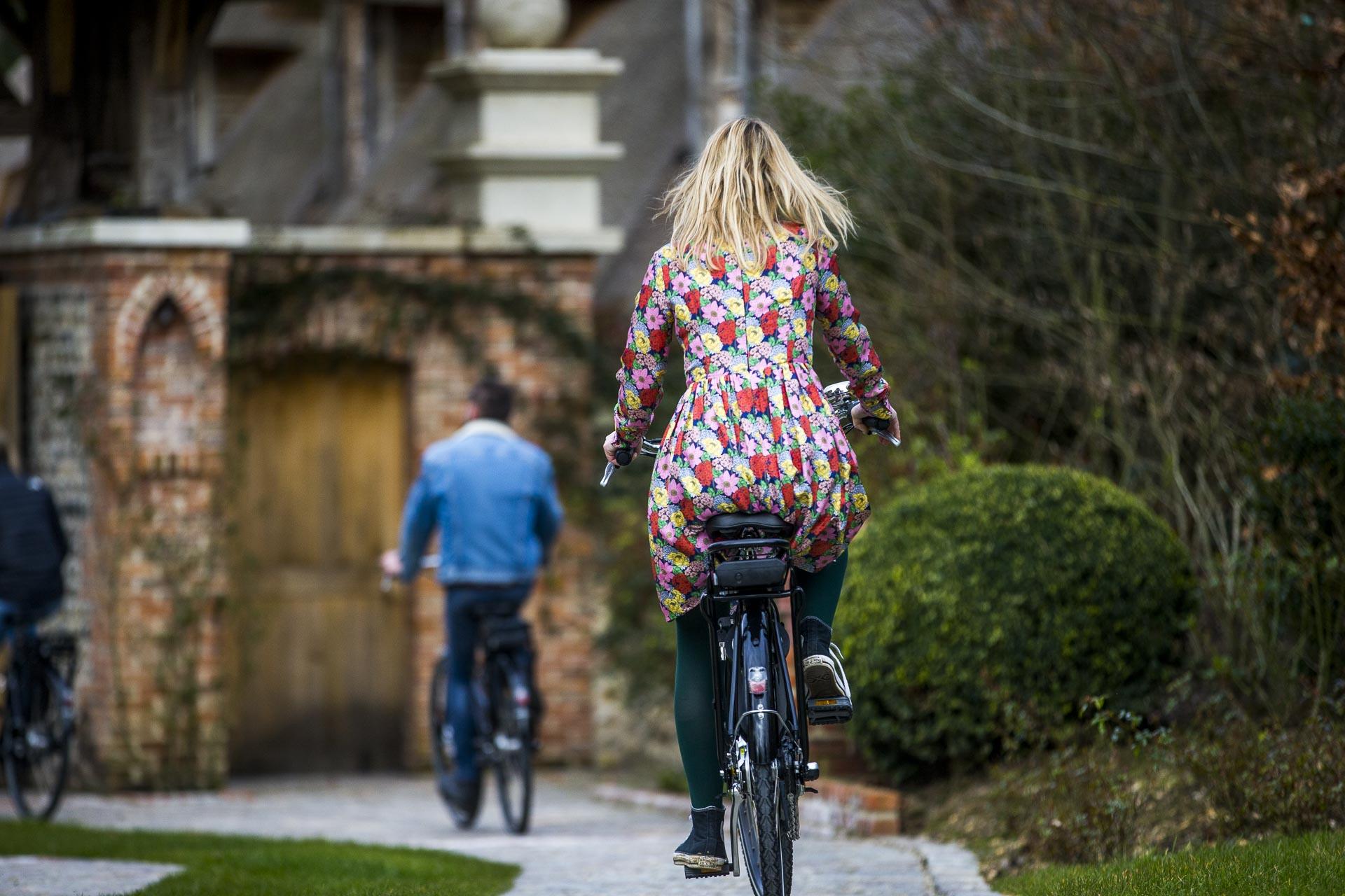 promenade à vélo normandie