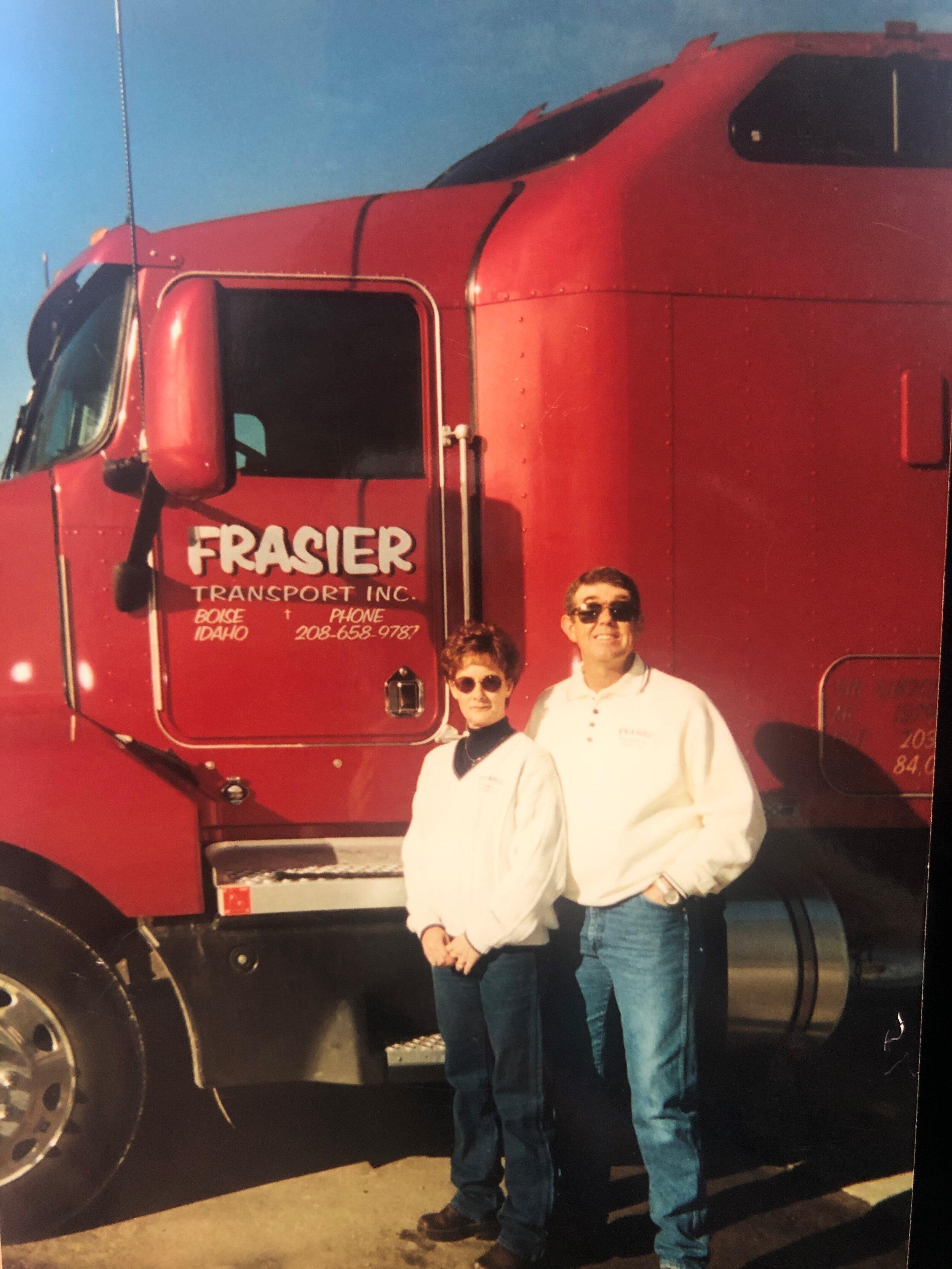 Mike & Dee Frasier