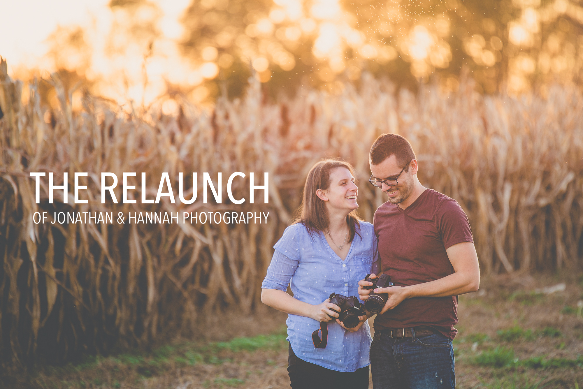 the relaunch of jonathan and hannah